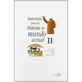 Materiales para la historia del mundo actual 2 Tomos