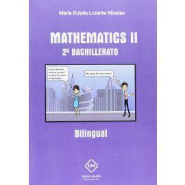 Mathematics II 2º Bachillerato