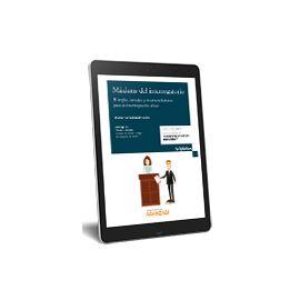 Ebook Máximas del Interrogatorio. 50 reglas, consejos y recomendaciones para un interrogatorio eficaz