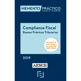 Memento Compliance Fiscal . Buenas Prácticas Tributarias.