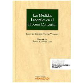 Medidas Laborales en el Proceso Concursal