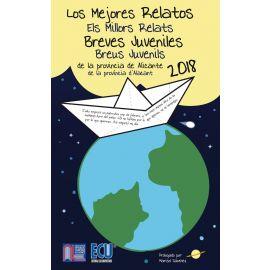 Mejores Relatos Breves Juveniles de la Provincia de Alicante 12+1 Concurso de los Mejores Relatos Breves Juveniles de la Provincia de Alicante 2018