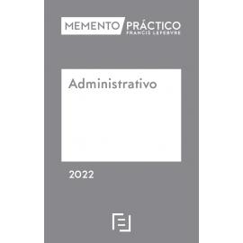 Memento Administrativo 2022