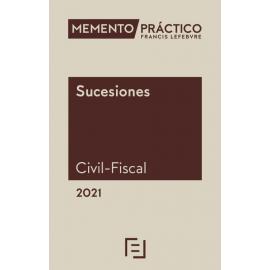 Memento Sucesiones ( Civil-Fiscal ) 2021