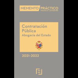 Memento contratación pública. Abogacía del estado 2021-2022