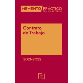 Memento Contrato de Trabajo 2021-2022