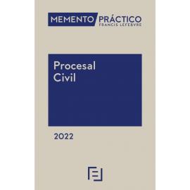 Memento Procesal Civil 2022