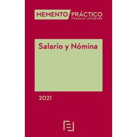 Memento Salario y Nómina 2021