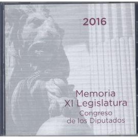 Memoria XI Legislatura ( 2016)