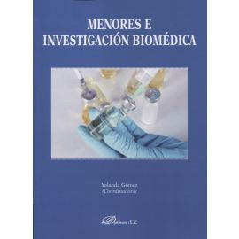 Menores e investigación biomédica