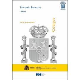 Código del Mercado Bancario 3 Tomos. 2019                                                            Totalmente Actualizado