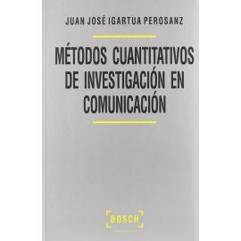 Métodos Cuantitativos de Investigación en Comunicación