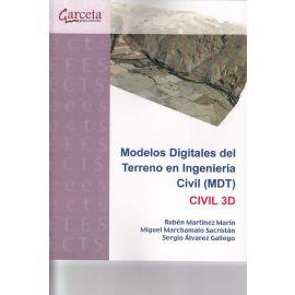 Modelos digitales del terreno en ingenieria civil (MDT). Civil 3D