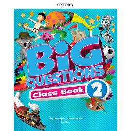 Big Questions 2 Class Book