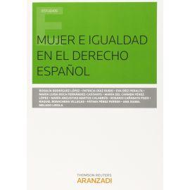 Mujer e igualdad en el Derecho Español