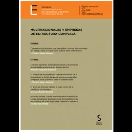Estudios Latinoamericanos de Relaciones Laborales 2018. Nº 5 /1                                      y Protección Social