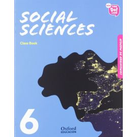 New Think Do Learn Natural & Social Sciences 6. Class Book
