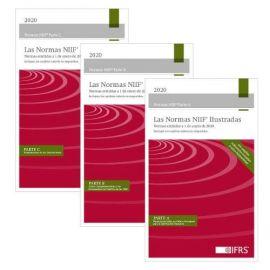 Normas NIIF Ilustradas. Normas emitidas a 1 de enero 2020. 3 Volúmenes