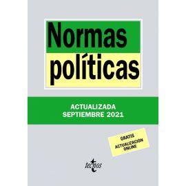 Normas Políticas 2021. Tecnos