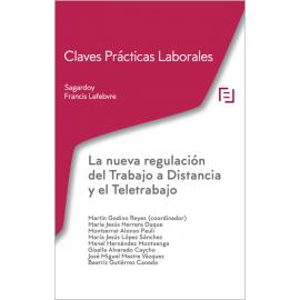 Nueva regulación del Trabajo a Distancia y el Teletrabajo