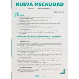 Revista Nueva Fiscalidad 2019. Papel