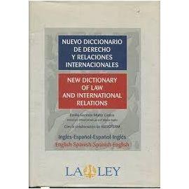 Nuevo Diccionario de Derecho y Relaciones Internacionales