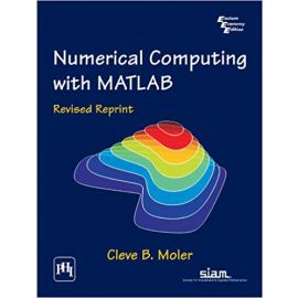 Numerical Computing with MATLAB