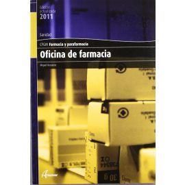 Oficina de Farmacia. CFGM Farmacia y Parafarmacia