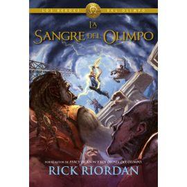 Sangre del Olimpo. Héroes del Olimpo 5
