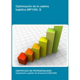 MF1005/3 Optimización de la Cadena Logística