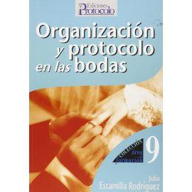 Organización y Protocolo en las Bodas.