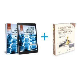 Pack Dirección estratégica de la empresa + Casos de dirección estratégica de la empresa 2020