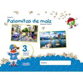 Proyecto Palomitas de maíz. Educación Infantil. 3 años. Segundo Trimestre