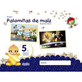 Proyecto Palomitas de maíz. Educación Infantil. 5 años. Segundo Trimestre
