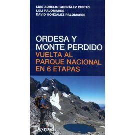 Ordesa y Monte Perdido Vuelta al parque en 6 etapas