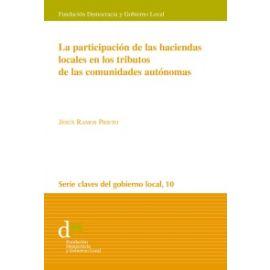 Participación de las Haciendas Locales en los Tributos de las Comunidades Autónomas