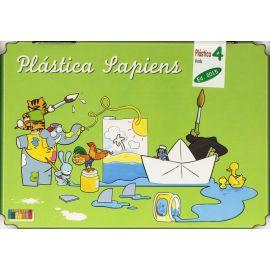 Plástica. Maletín Verde 4º Primaria