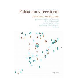 Población y territorio. España tras la crisis de 2008