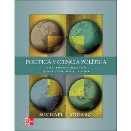 Política y Ciencia Política. Una Introducción