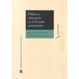Política y Educación en el Estado Autonómico