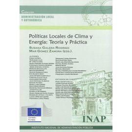Políticas Locales de Clima y Energía: Teoría y Práctica