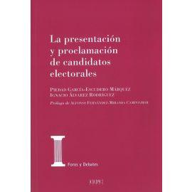 Presentación y Proclamación de Candidatos Electorales