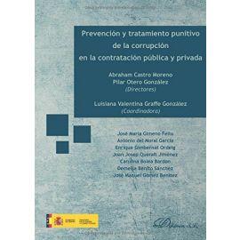 Prevención y tratamiento punitivo de la corrupción en la contratación pública y privada