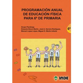 Programación Anual de Educación Física para 6º de Primaria