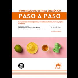Propiedad industrial en México paso a paso. Guía práctica sobre las patentes, modelos de utilidad, diseños, marcas y signos distintivos