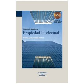 Propiedad Intelectual 2008 CD-ROM con Jurisprudencia Estudiada a Texto Completo.