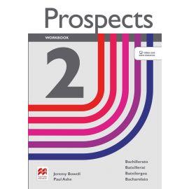 Prospects 2ª Bachillerato. Workbook