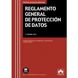 Reglamento General de Protección de Datos 2018