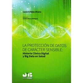 Protección de Datos de Carácter Sensible: Historia Clínica Digital y Big Data en Salud