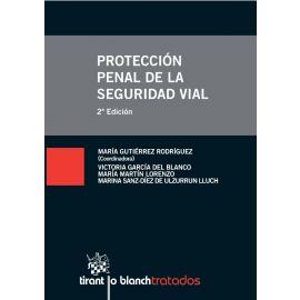 Protección Penal de la Seguridad Vial 2013